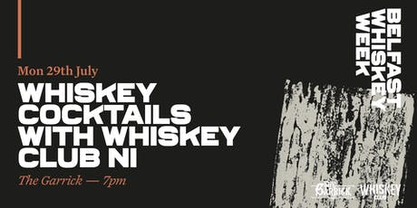 Whiskey Cocktails tickets