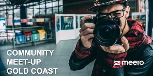 Photographer Gold Coast Meet-Up - Meero Community July 18th