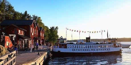 LPS Club's Summer Event on Fjäderholmen tickets