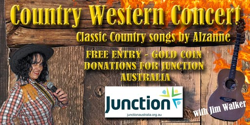 Country and Western Concert
