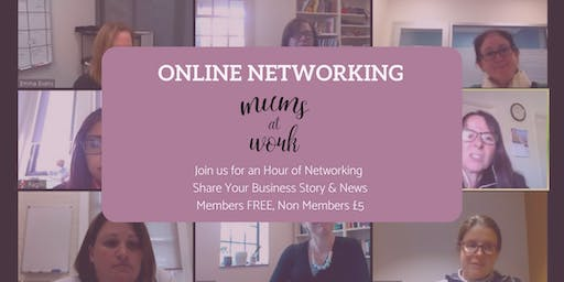 Mums at Work Online Networking Event