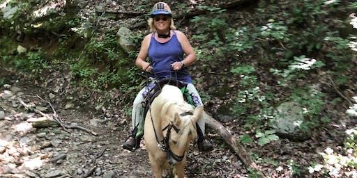 Soul Discovery on Horseback Ladies Retreat!
