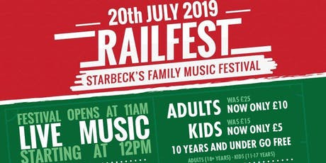 RailFest 2019 tickets