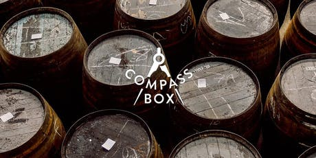 Compass Box Whiskey Tasting tickets