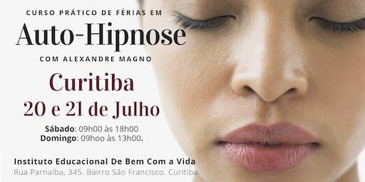 Curso prático de Auto-Hipnose  com Alexandre Magno - Curitiba