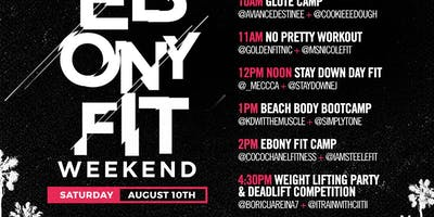 ***** Fit Lift Party (***** Fit Weekend)