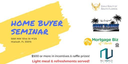 South Florida: Home Buyer Seminar