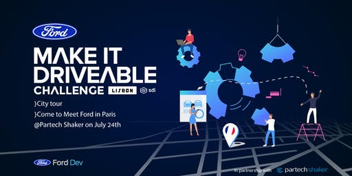Ford in Paris to Meet with Startups