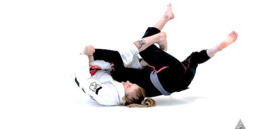 Jiu Jitsu  Seminar w/ BJJ Black Belt Erin Herle