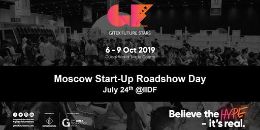 GITEX Future Stars  - Moscow Demo Day