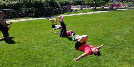 Urban Workout im Eilbektal - Schnuppertermin Tickets