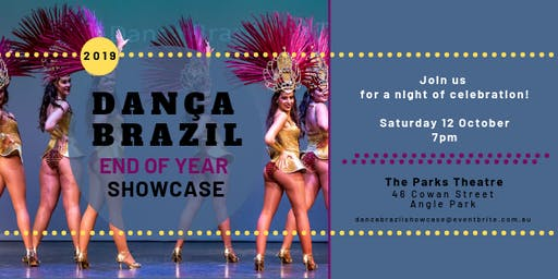 Danca Brazil Entertainment's End of Year Showcase and Awards Night