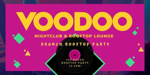 Brunch Rooftop Day Party