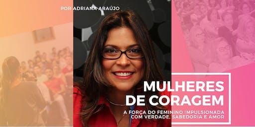 Projeto MULHERES DE CORAGEM