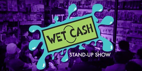 Half Acre's Wet Cash Comedy Night tickets