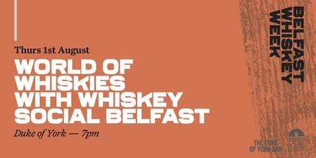 World of Whiskies tickets