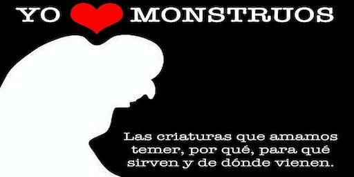 Taller: Yo AMO a los monstruos