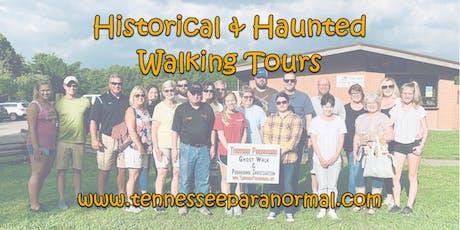 HHSP Walking Tour tickets