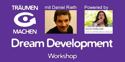 TRÄUMEN & MACHEN Workshop mit Daniel Rieth (Berli