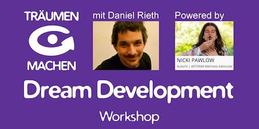 TRÄUMEN & MACHEN Workshop mit Daniel Rieth (Berlin)