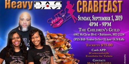 Cuties on Duty /Heavy's Crab Feast