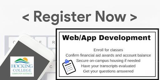 Web/App Development Registration Event