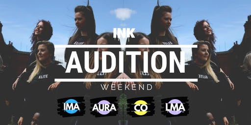 INK Dance Youth Dancer Audition (Under 15s)