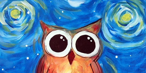 Van Gogh's Owl at J. Dublin's
