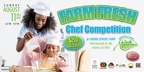 Farm Fresh Chef Competition tickets