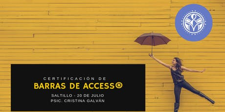 Barras de Access en Saltillo boletos