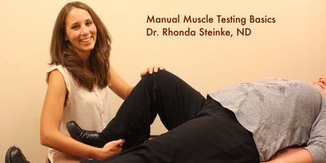 Manual Muscle Testing tickets