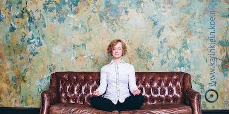 Meditationskurs für Einsteiger  Tickets