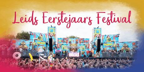 Leids Eerstejaars Festival 2019 tickets