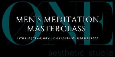 Men's Meditation Masterclass