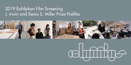 Miller Prize Film Screening and Director's Q&A tickets