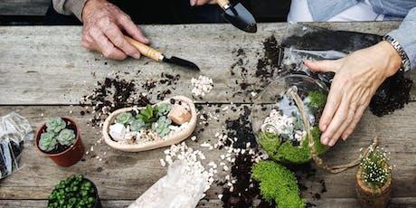 DIY Terrarium Workshop tickets