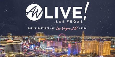 ANWA LIVE LAS VEGAS tickets