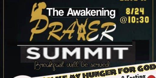 The Awakening Passion For Prayer Summit/Breakfast