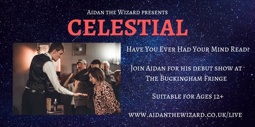 Aidan the Wizard: Celestial