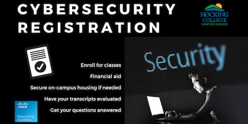 Cybersecurity and Network Applications Registration