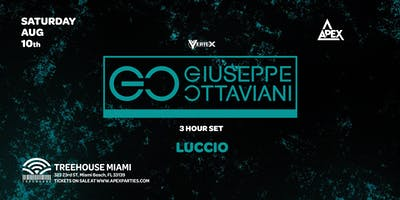 Giuseppe Ottaviani Live @ Treehouse