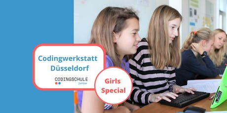 Codingwerkstatt Düsseldorf / Girls Special tickets