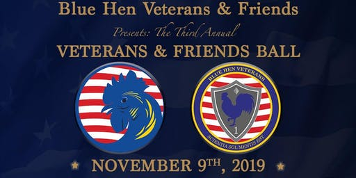 2019 Veterans & Friends Ball