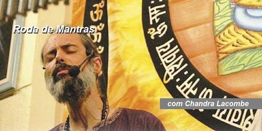Show Chandra Lacombe e Banda - Primeiro Lote