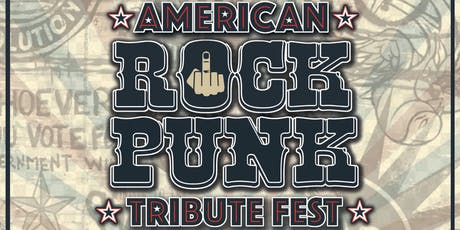 Festival de Tributos AMERICAN ROCK PUNK (Sevilla) tickets