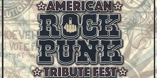 Festival de Tributos AMERICAN ROCK PUNK (Sevilla)
