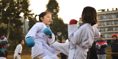 Youth Martial Arts Lessons