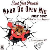 MAXX OX open mic