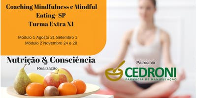 Coaching de Mindfulness e Mindful Eating -SP Turma extra XI