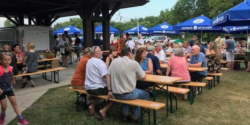 Hofbrau Pop-up Biergarten Munster (FREE Ticket)
